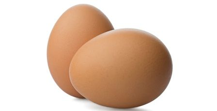brown chicken eggs