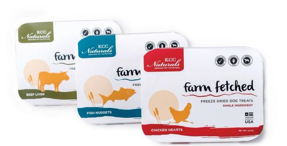 farm fetched dog packaging product
