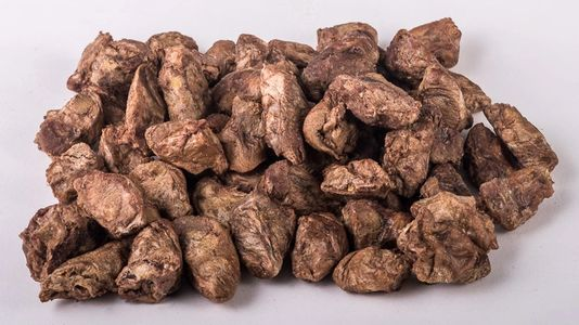 freeze dried chicken hearts for dogs & cats