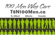 T8N100MEN - 100 Men Who Care