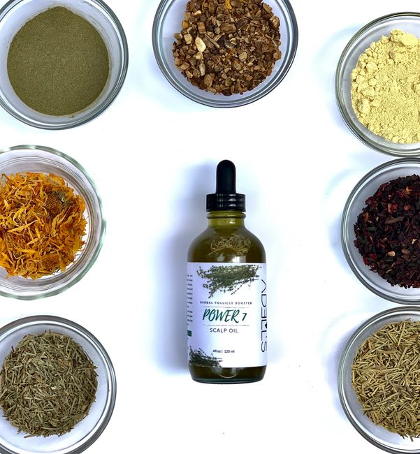 Herbal Growth Scalp Oil