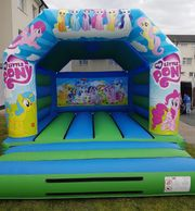 My Little Pony Bouncy Castle Hire Plymouth