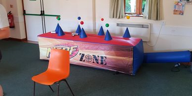 Nerf Table Hire Plymouth