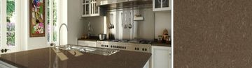 Ceaserstone Quartz kitchen worktop