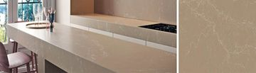 Ceaserstone Quartz kitchen worktops