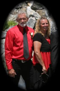 Ed & Shirley Harris We have been married 45 years, I am a wife ,mother,grandma & great grandmother