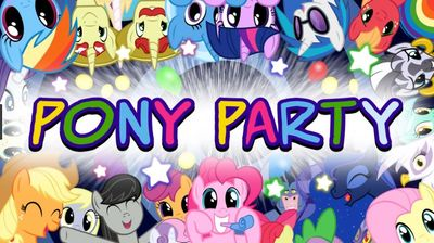 Pony Parties at JL Performance Horses - Call to book your party today!