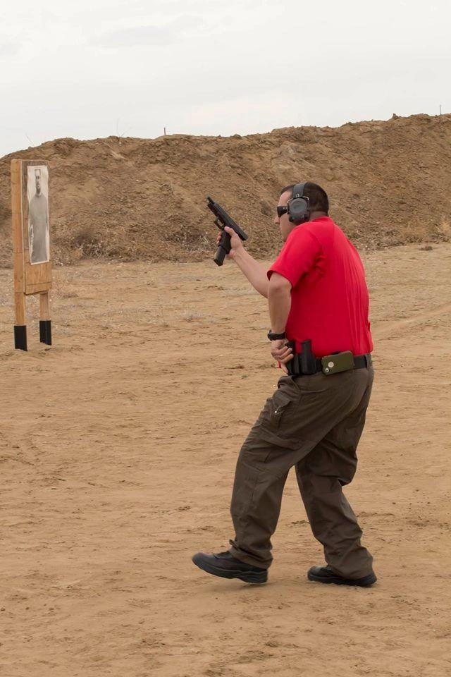 PG FIREARMS TRAINING - Firearms Training, Tactical Training