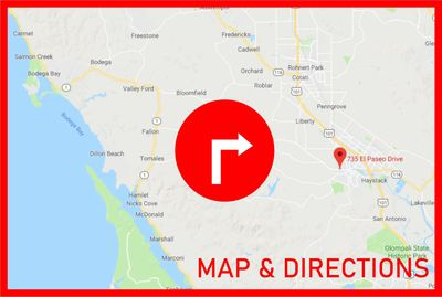Map & Directions to El Paseo Drive