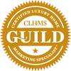 Certified Luxury Home Marketing Specialist, GUILD, the CLHMS highest achieved level