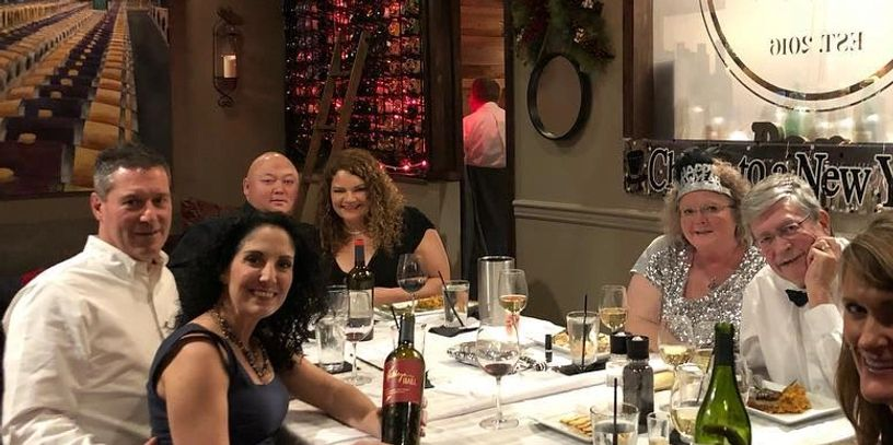 Wine Dinner at Water Into Wine in Farragut, tn