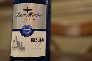 Peter Mertes Platinum Germany Riesling 2018