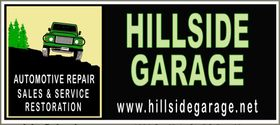 HILLSIDE GARAGE