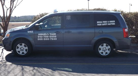 Angels taxi at ilm