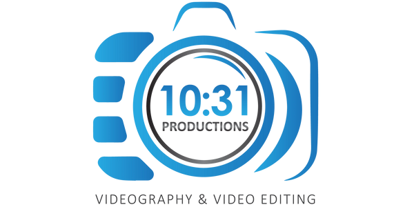 This is the company logo for 10:31 Productions, LLC