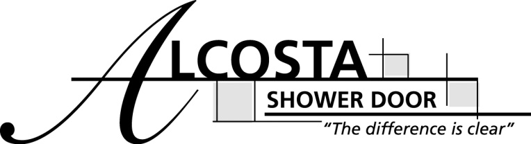 Alcosta Shower Door