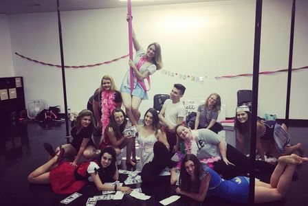 Pole Dance Parties, Bachelorette Party, Birthday Party