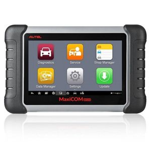 Autel MaxiCOM MK808 Diagnostic Tool 7-inch LCD Touch Screen Diagnosis Functions of EPB/IMMO/DPF/SAS