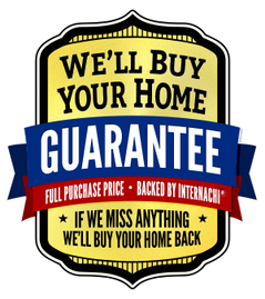 Buy Your Home Guarantee by InterNACHI
