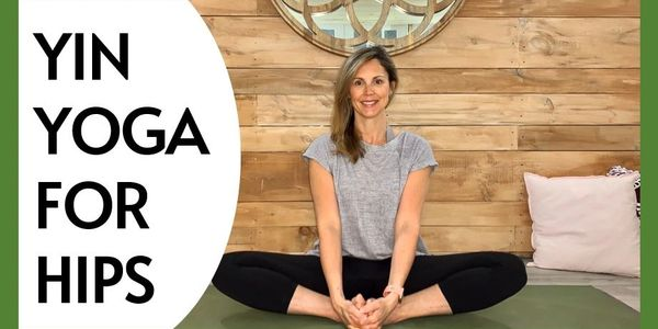 Yin Yoga for the hips. Enjoy this online yoga class in 20 minutes!