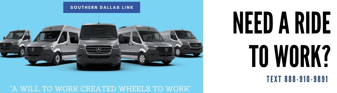 Transportation services to get you to work or to transport senior citizens to  appointments.