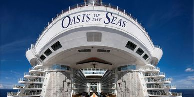 Oasis of the Sea Nov 2021 Charter