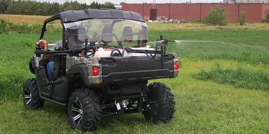 Low-Pro™ UTV sprayers