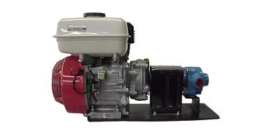 Hypro 6500 roller pump with Honda engine