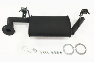 Yamaha Viking quiet exhaust kit