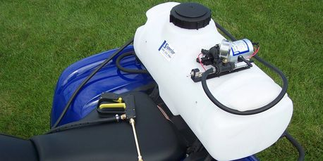 EC15-18 Spot Sprayer