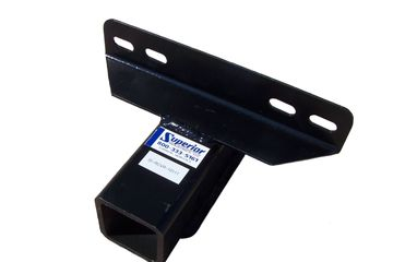 "Superior Industries 2"" rear receiver hitch"