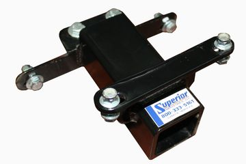 "Superior Industries 2"" front receiver hitch"