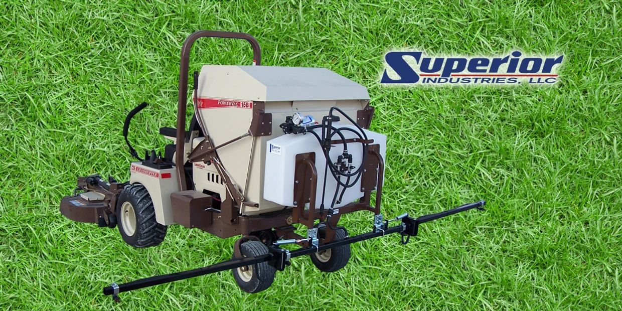 Grasshopper sprayer