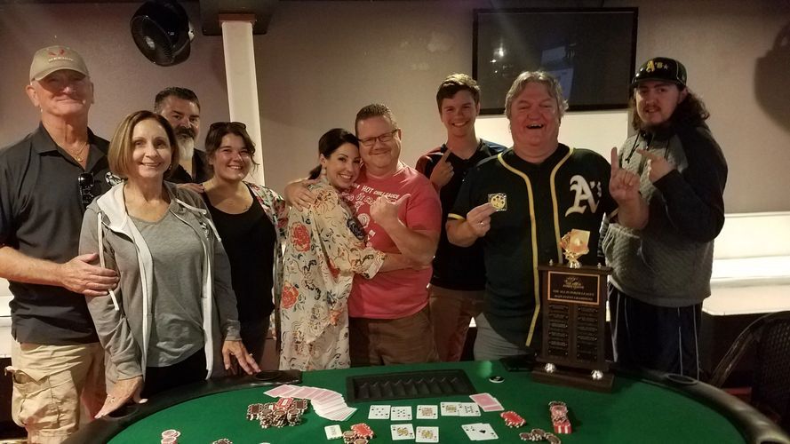 The All In Poker League - Poker Tournament, Entertainment