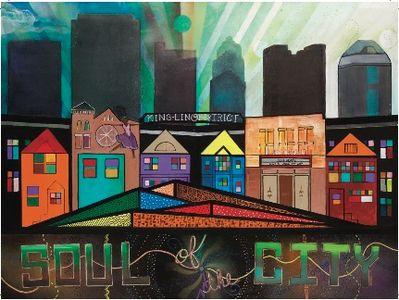 Columbus Soul Of The City By Shel10, Shelbi T. Harris-Roseboro