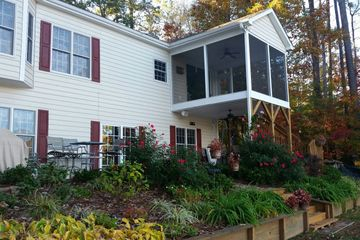 Screen Porches | Ezee Screens | Cable Railings | Wendell NC | Alpha Custom Exteriors