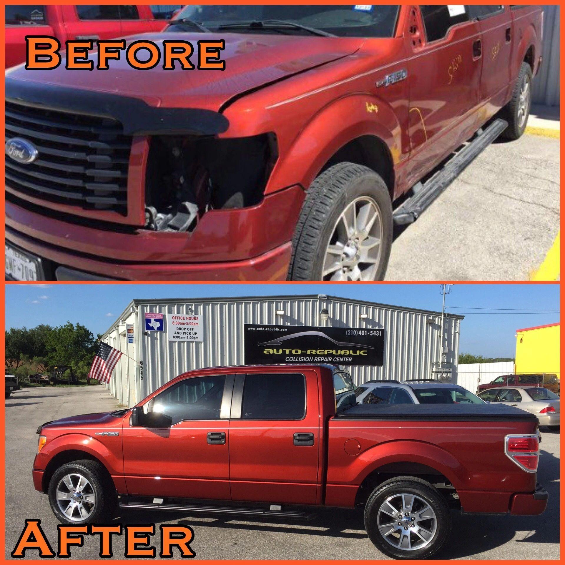 Auto Republic Collision Repair Center Auto Body Shop