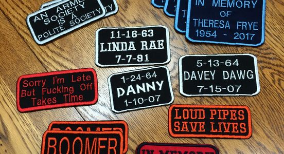 custom patches, memory patch, name patch, phrase patch