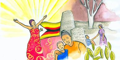 World Day of Prayer Rise! Take Your Mat and Walk. Written by the ladies of Zimbabwe. March 6, 2020