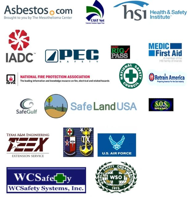 We are definitely affiliated with these organizations. Call We Are Ready To Help. 469.867.4250!