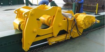 Premium Solutions custom designed mooring equipment