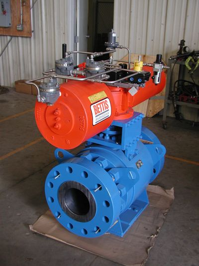 Premium Solutions High-Pressure Specialty Valve