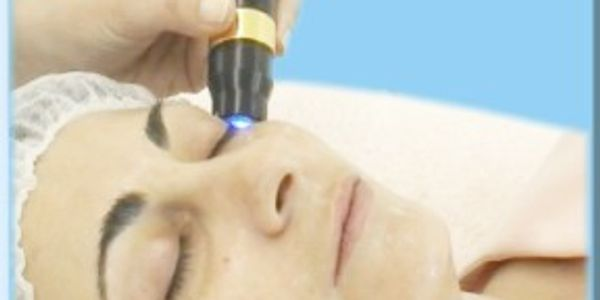 Facials using Light therapy and Microdermabration to enhance a youthful complexion
