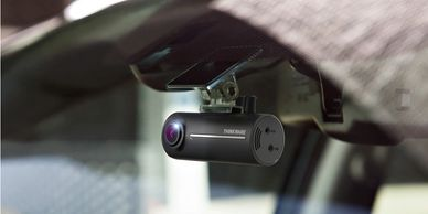 dash camera guide thinkware cameras think ware cam car towbar install van goring by sea guidance