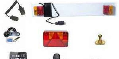 towbar accessories offered towball light board lights electrics towballs ball and pin trailer board