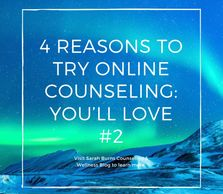 Anxiety and life transitions help in North Carolina. Online Counseling help in NC.