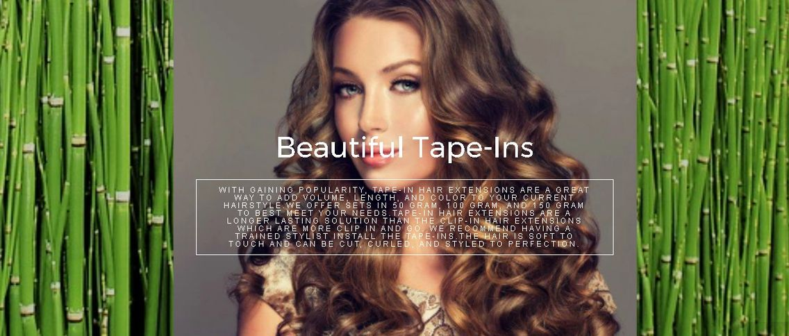 Colorful Tape Clip Ins Wickers Opulent Hair And Beauty Supply Inc