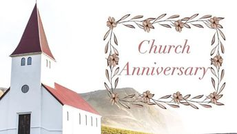 Pastor's 4th Anniversary Oct. 6, 2019 (Sunday)  Guest: 10am Service, Pastor Harry Blake 2:30pm Servi