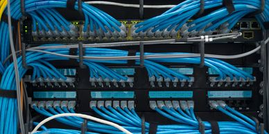 With over 20 years experience we can help with all your data cabling needs.