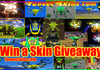 """Win a Skin"" Giveaway Contest"